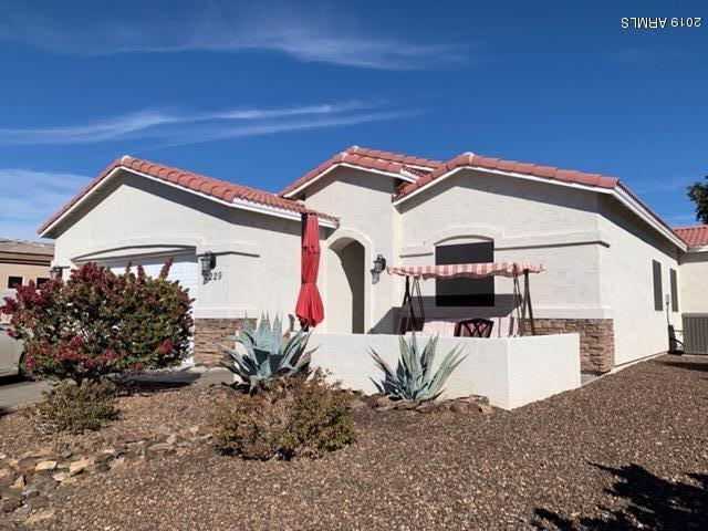 2229 N Demaret Drive, Mesa, AZ 85215 (MLS #5864094) :: CC & Co. Real Estate Team