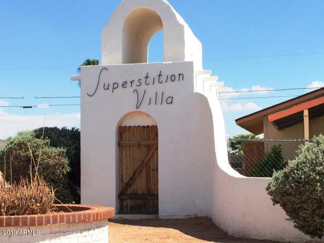 749 W 16TH Avenue, Apache Junction, AZ 85120 (MLS #5864374) :: The Daniel Montez Real Estate Group