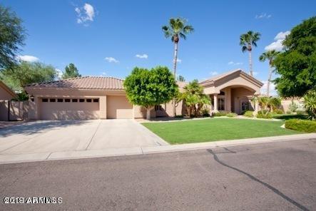 9708 E Laurel Lane, Scottsdale, AZ 85260 (MLS #5865422) :: Phoenix Property Group