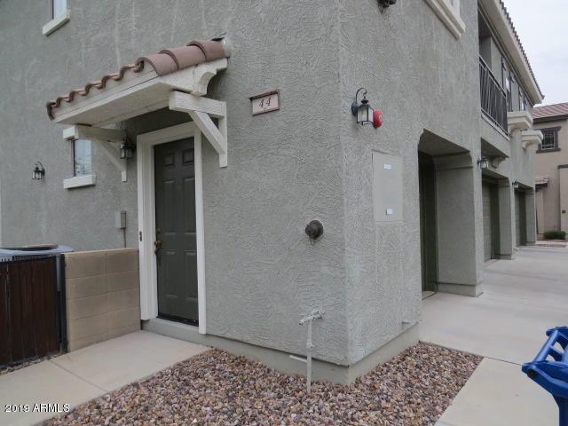1250 S Rialto #44, Mesa, AZ 85209 (MLS #5866910) :: Yost Realty Group at RE/MAX Casa Grande