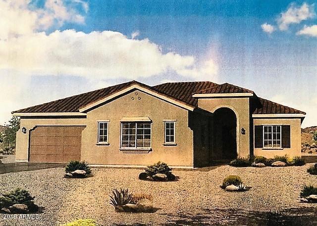 8424 N 194TH Drive, Waddell, AZ 85355 (MLS #5867425) :: Phoenix Property Group