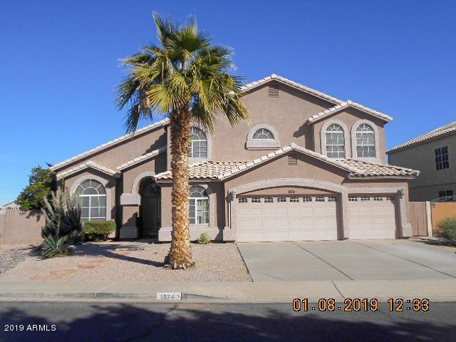 1874 W San Angelo Street, Gilbert, AZ 85233 (MLS #5867913) :: Revelation Real Estate