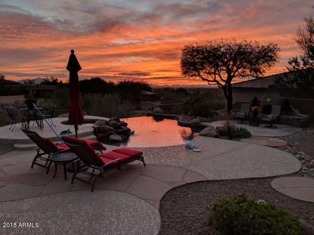 11757 E Windrose Drive, Scottsdale, AZ 85259 (MLS #5868572) :: CC & Co. Real Estate Team