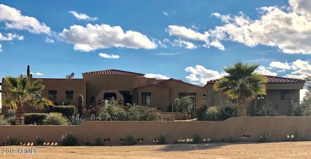 16543 E Dixileta Drive, Scottsdale, AZ 85262 (MLS #5868913) :: Conway Real Estate