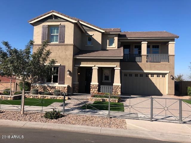 4204 E Dwayne Street, Gilbert, AZ 85295 (MLS #5869837) :: CC & Co. Real Estate Team