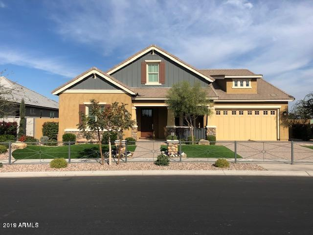 4266 E Dwayne Street, Gilbert, AZ 85295 (MLS #5869845) :: CC & Co. Real Estate Team