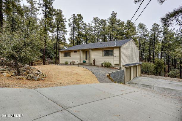 1115 N Turkey Run, Prescott, AZ 86305 (MLS #5870130) :: Phoenix Property Group