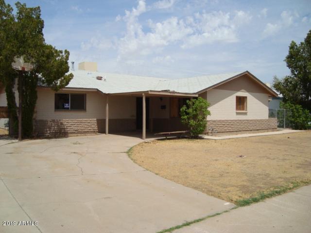 4032 N 80TH Avenue, Phoenix, AZ 85033 (MLS #5870509) :: The Laughton Team