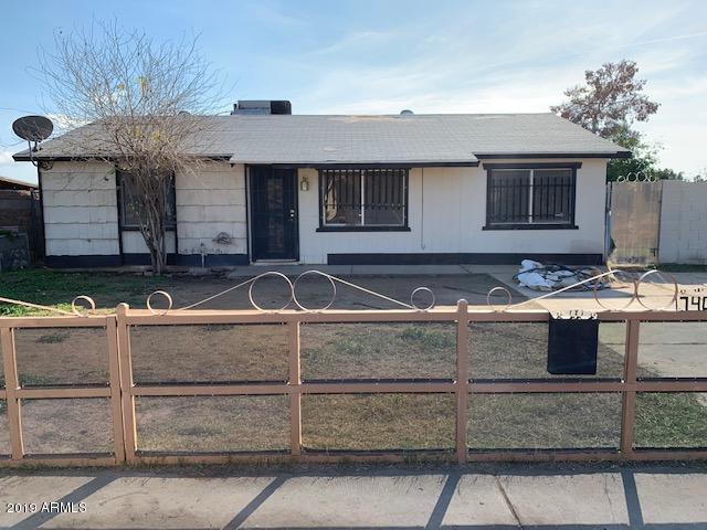 7401 W Alvarado Road, Phoenix, AZ 85035 (MLS #5870727) :: The Laughton Team