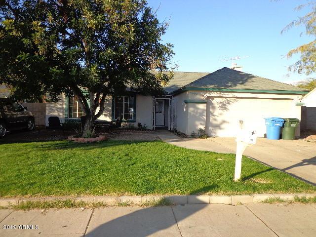 7660 W Minnezona Avenue, Phoenix, AZ 85033 (MLS #5870796) :: The Laughton Team