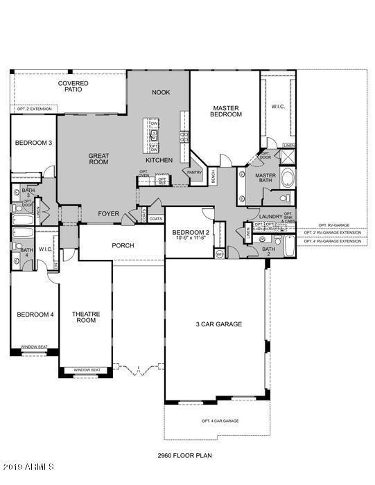 481 W Fairfield Street, San Tan Valley, AZ 85143 (MLS #5871499) :: The Bill and Cindy Flowers Team