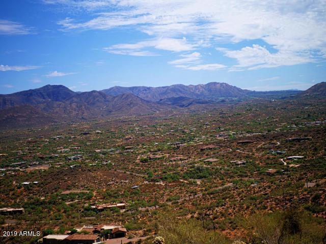Lot 8 Hawksnest Drive, Carefree, AZ 85377 (MLS #5871666) :: RE/MAX Excalibur