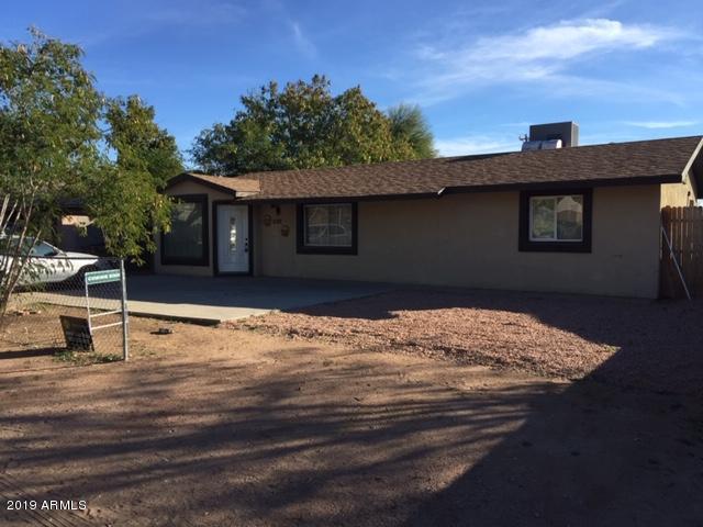 8119 E 1ST Avenue, Mesa, AZ 85208 (MLS #5872251) :: Group 46:10