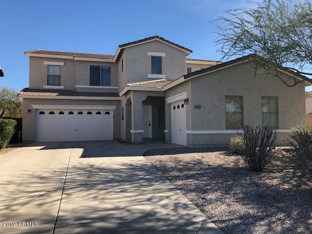 1414 N Milly Lane, Casa Grande, AZ 85122 (MLS #5872410) :: Occasio Realty
