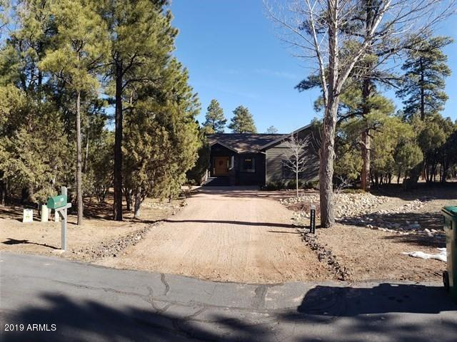 401 N Madrone Lane, Show Low, AZ 85901 (MLS #5874796) :: Yost Realty Group at RE/MAX Casa Grande
