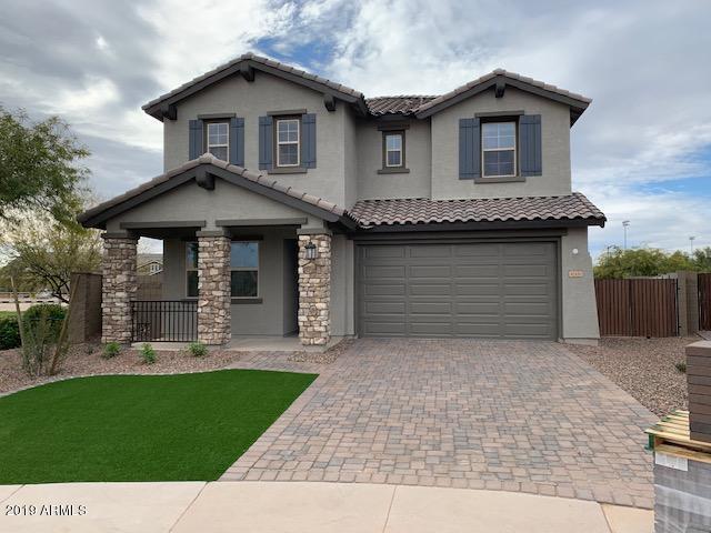 18976 N Jameson Drive, Maricopa, AZ 85138 (MLS #5877384) :: Lucido Agency