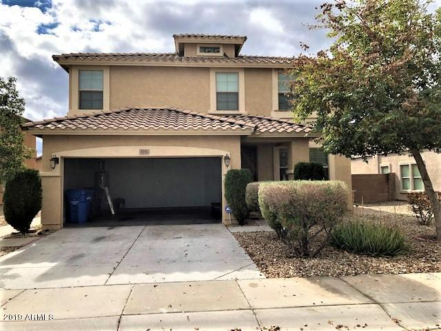 3211 W Saint Anne Avenue, Phoenix, AZ 85041 (MLS #5878586) :: The Laughton Team