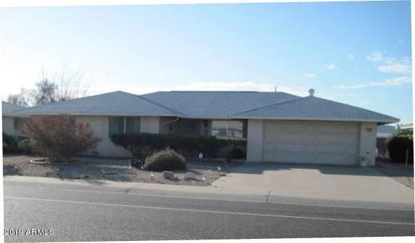 9621 W Greenway Road, Sun City, AZ 85351 (MLS #5879146) :: RE/MAX Excalibur