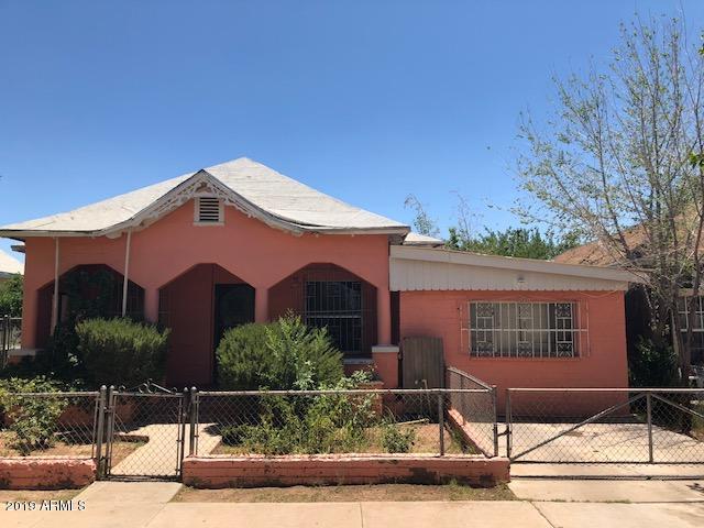 637 E 16TH Street, Douglas, AZ 85607 (MLS #5879802) :: Brett Tanner Home Selling Team