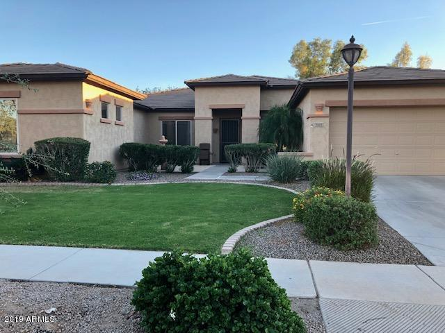 2223 E Bartlett Place, Chandler, AZ 85249 (MLS #5880060) :: The W Group