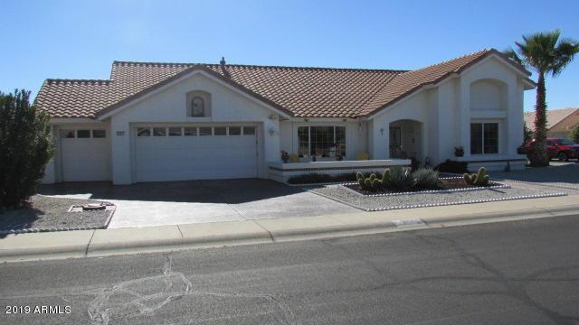 15019 W Blue Verde Drive, Sun City West, AZ 85375 (MLS #5880250) :: Yost Realty Group at RE/MAX Casa Grande