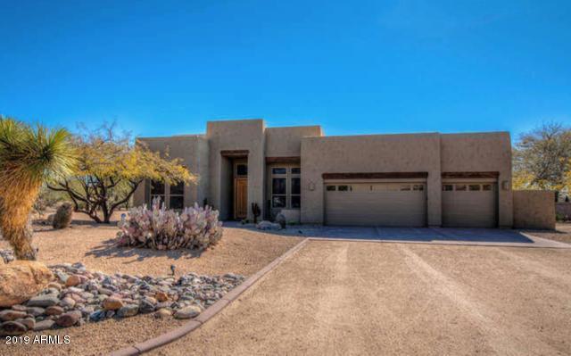 7695 E Baker Drive, Scottsdale, AZ 85266 (MLS #5880431) :: Occasio Realty