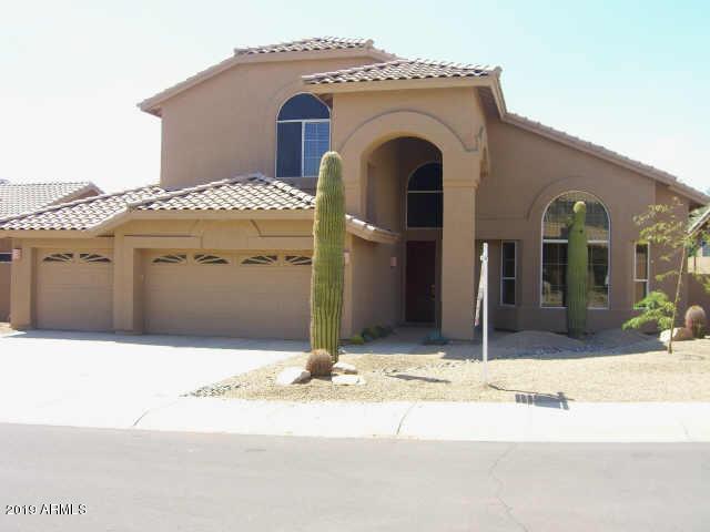 19118 N 94th Street, Scottsdale, AZ 85255 (MLS #5880861) :: The W Group