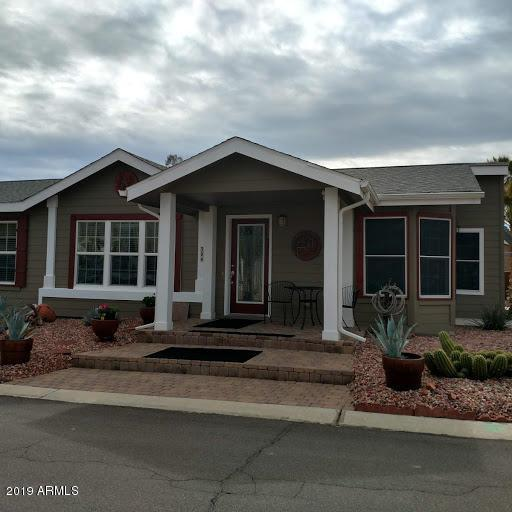 2501 W Wickenburg Way #304, Wickenburg, AZ 85390 (MLS #5882097) :: RE/MAX Excalibur