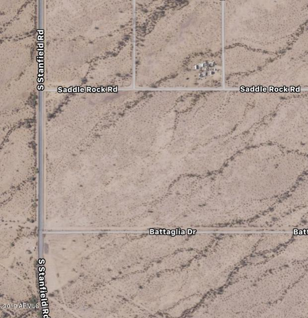 0 Stanfield Road, Stanfield, AZ 85172 (MLS #5883178) :: Homehelper Consultants
