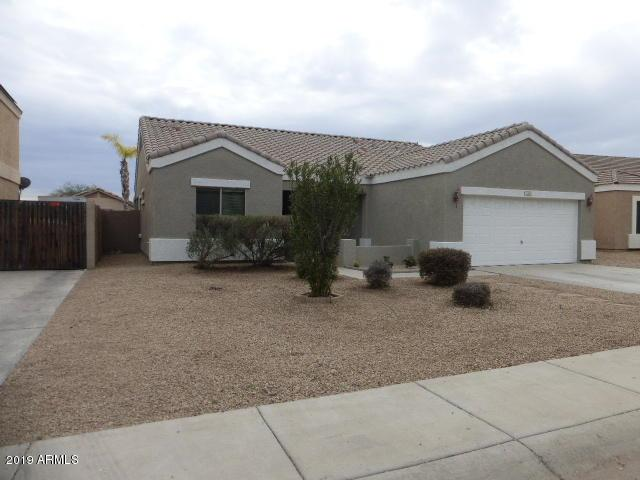 12151 W Dreyfus Drive, El Mirage, AZ 85335 (MLS #5883275) :: Devor Real Estate Associates