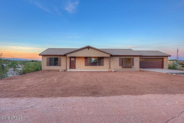 11907 S 208TH Drive, Buckeye, AZ 85326 (MLS #5884208) :: Devor Real Estate Associates
