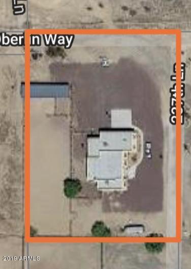 27720 N 237TH Drive, Wittmann, AZ 85361 (MLS #5884243) :: The Pete Dijkstra Team