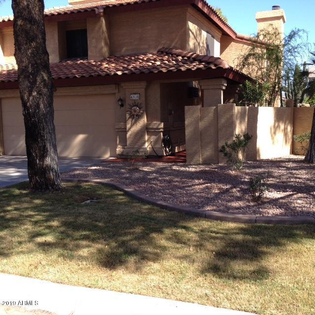 4836 W Del Rio Street, Chandler, AZ 85226 (MLS #5884573) :: Door Number 2