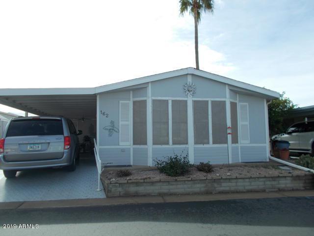 5735 E Mcdowell Road #162, Mesa, AZ 85215 (MLS #5884896) :: Door Number 2