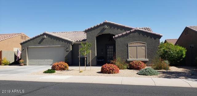 249 N Wesley, Mesa, AZ 85207 (MLS #5885553) :: Power Realty Group Model Home Center