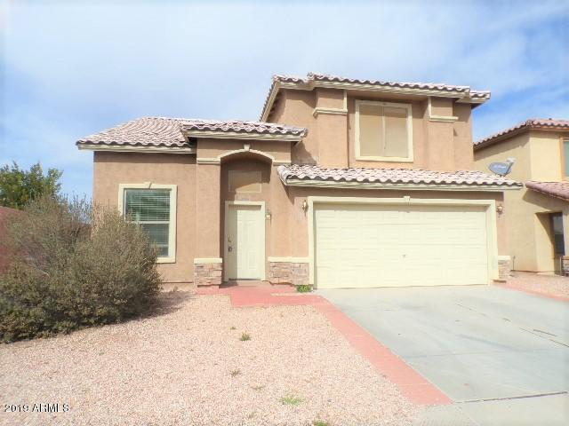 25194 W Parkside Lane S, Buckeye, AZ 85326 (MLS #5885694) :: The Laughton Team