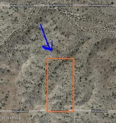 xxx W Dixileta, Wittmann, AZ 85361 (MLS #5885833) :: Devor Real Estate Associates