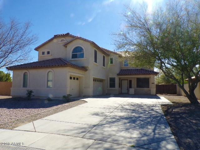 16131 W Hammond Street, Goodyear, AZ 85338 (MLS #5886135) :: Yost Realty Group at RE/MAX Casa Grande