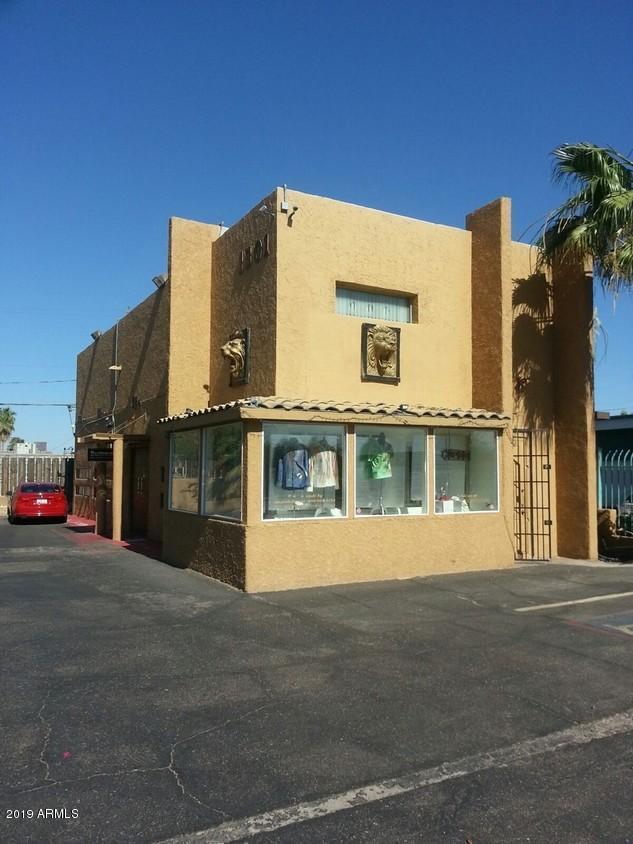 1301 N Scottsdale Road, Tempe, AZ 85281 (MLS #5886235) :: Realty Executives