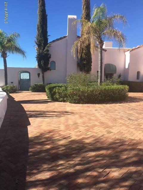 8828 E Robert Hunter Drive, Scottsdale, AZ 85262 (MLS #5886627) :: Realty Executives