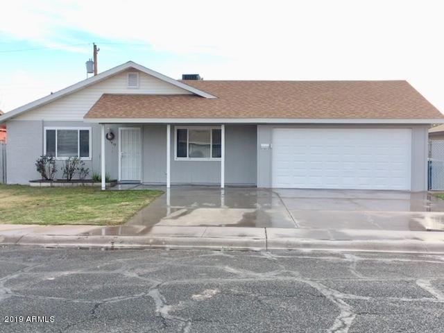 5419 W Lewis Avenue, Phoenix, AZ 85035 (MLS #5886849) :: CC & Co. Real Estate Team