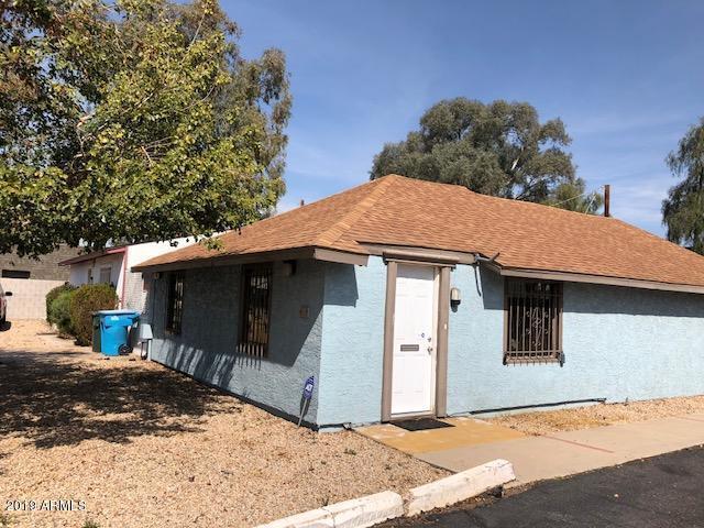 4119 N 23RD Avenue, Phoenix, AZ 85015 (MLS #5889303) :: Team Wilson Real Estate