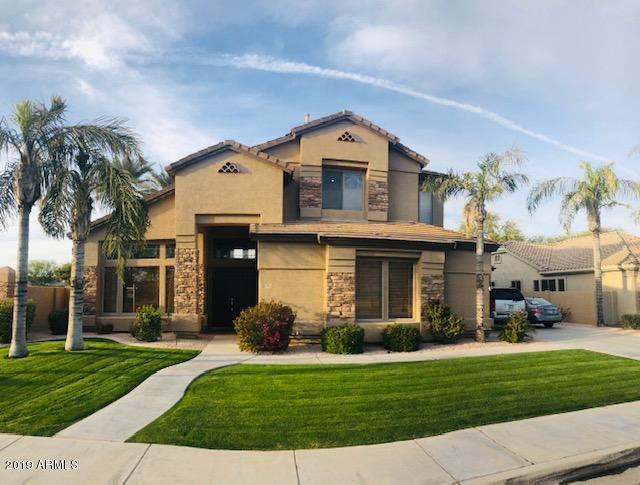 2350 W Mulberry Drive, Chandler, AZ 85286 (MLS #5892372) :: The Laughton Team