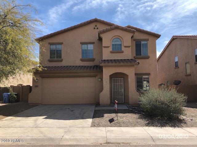 7217 W St Catherine Avenue, Laveen, AZ 85339 (MLS #5892694) :: Occasio Realty