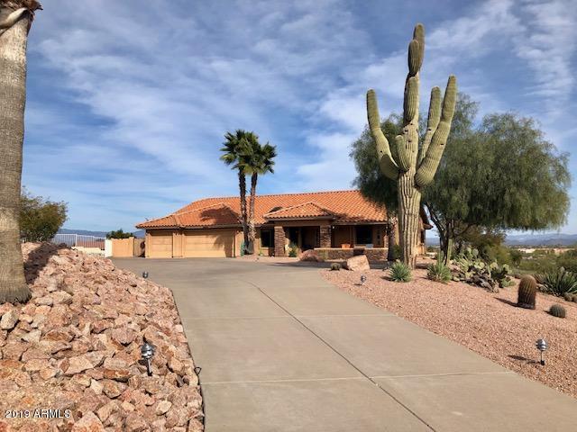 16046 E Tumbleweed Drive, Fountain Hills, AZ 85268 (MLS #5892697) :: CC & Co. Real Estate Team