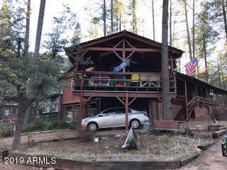 253 E Saddle Mountain Road, Payson, AZ 85541 (MLS #5895056) :: CC & Co. Real Estate Team