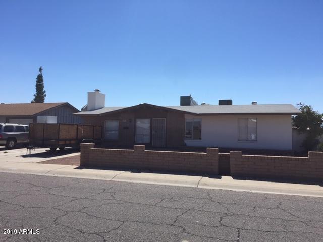 8313 W Devonshire Avenue, Phoenix, AZ 85037 (MLS #5897836) :: The Laughton Team
