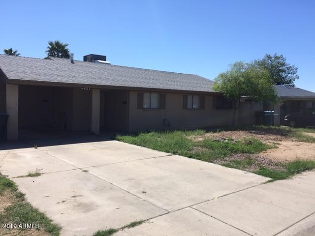 5013 W Roanoke Avenue, Phoenix, AZ 85035 (MLS #5897841) :: The Laughton Team