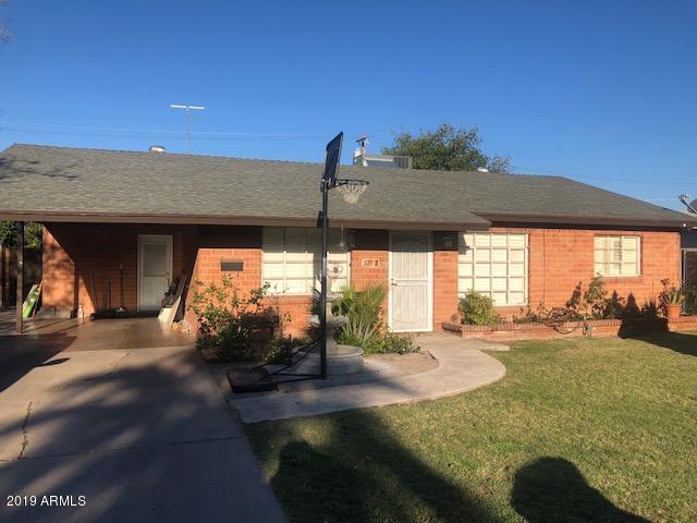 5738 N 26TH Avenue, Phoenix, AZ 85017 (MLS #5898617) :: Homehelper Consultants