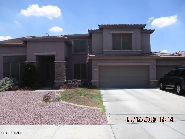 8869 W Runion Drive, Peoria, AZ 85382 (MLS #5898710) :: The Carin Nguyen Team